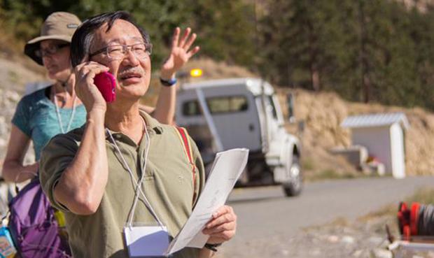 加和会会长朱伟光长期为原住民和华人权益奋斗。(网路图片)