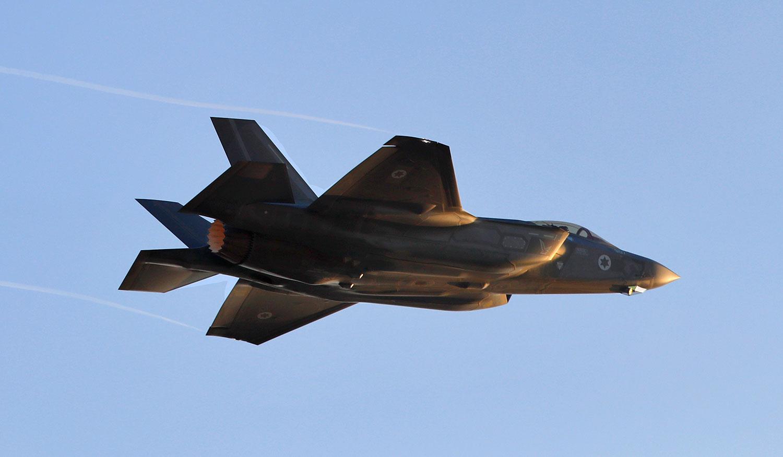 F-35战斗机。(AFP)