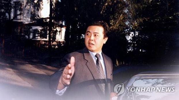朝鲜驻捷克大使金平日(韩联社)