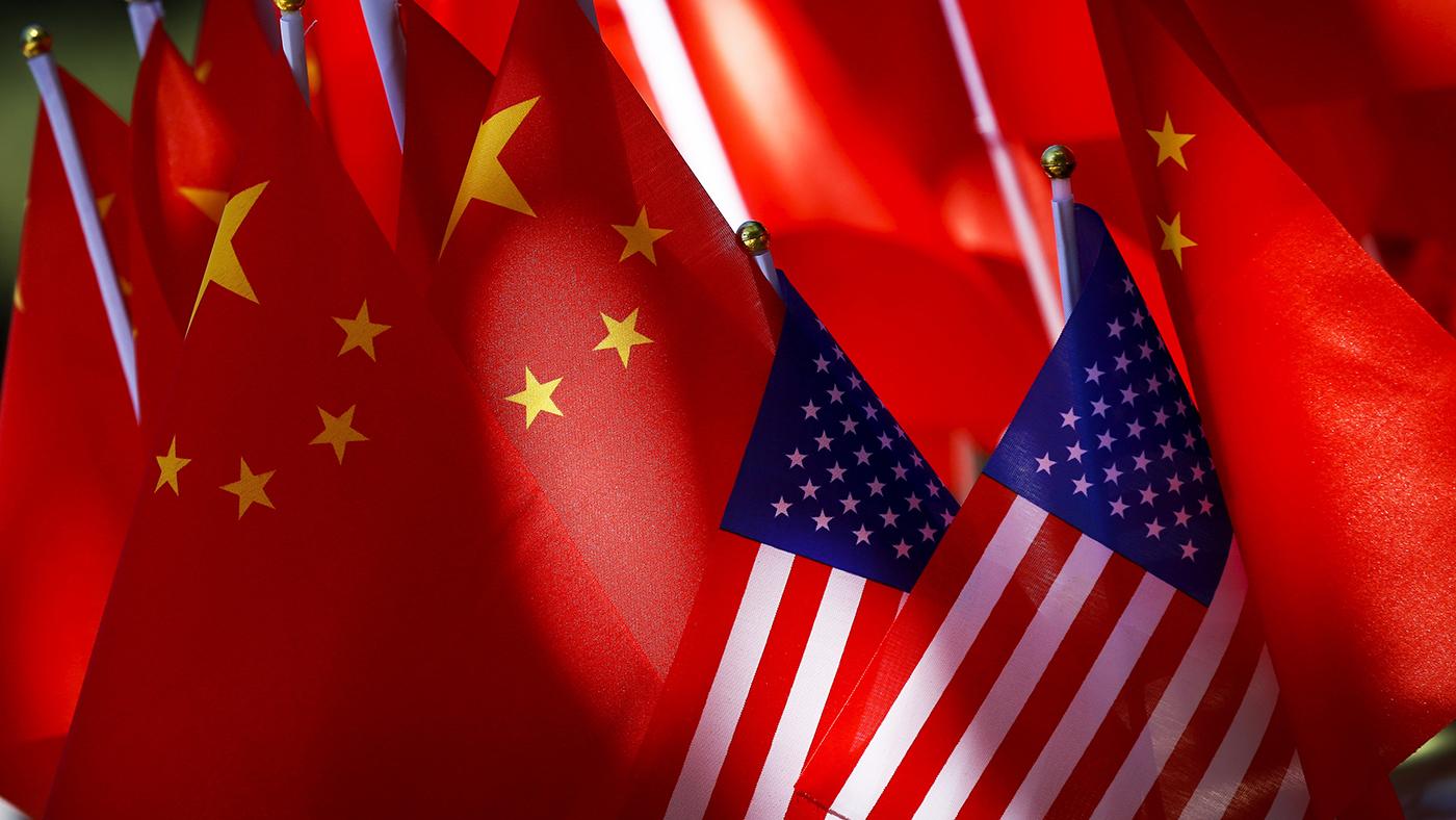 中美贸易战升级,中国国内弥漫悲观情绪。(美联社)