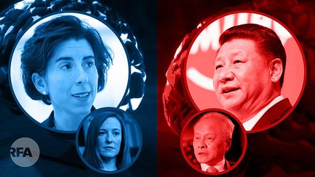 拜登对中国不松手 习近平急了?