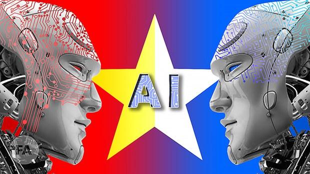 报告:美要避免美中核大战并维持AI霸主地位