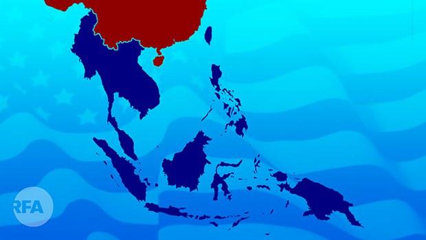 美中再次对话    东南亚国家谨慎以对