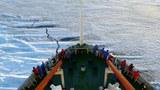 中国加速发展邮轮经济,游客进逼极地。