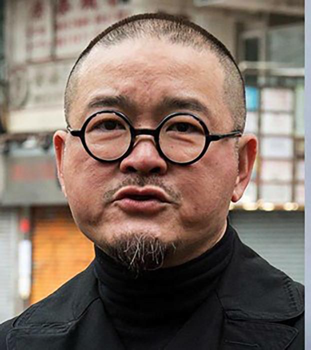 香港大学法律系副教授戴耀庭(法新社)