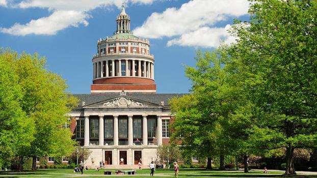 美国罗切斯特大学(图源:罗切斯特大学官网)