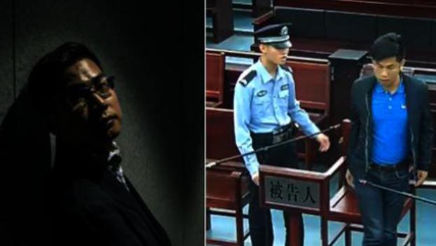 官媒公布王立强诈骗庭审录像。(Public Domain)