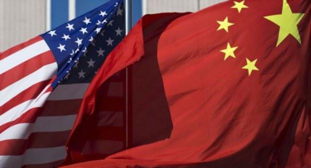 美國和中國國旗(AP)