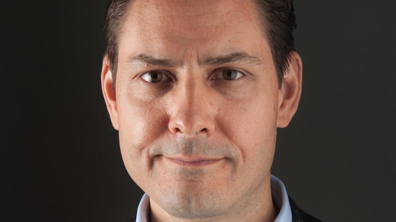 被中国拘押的加拿大前外交官康明凯(Michael Kovrig)。(国际危机组织(International Crisis Group)网站)