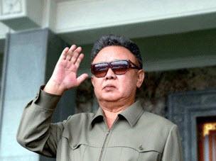资料图片:朝鲜领导人金正日(法新社档案图片 AFP/KCNA via KNS)