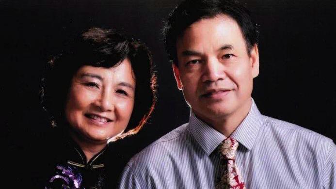 李晓江和李世华夫妇。(Public Domain)