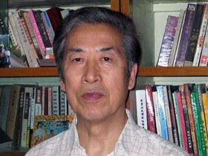图片:山东大学退休教授孙文广(大纪元)