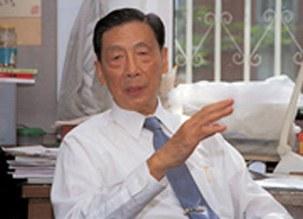图片:著名经济学家茅于轼(博讯网)