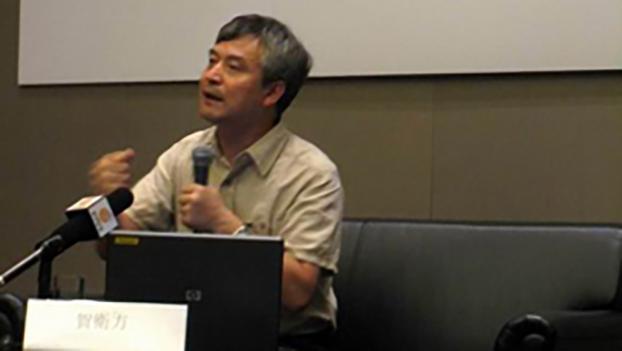 中国法律学者贺卫方(RFA听众提供)