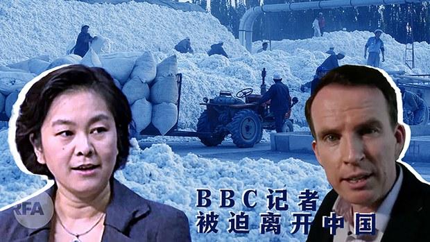 """""""新疆棉""""持续发酵: BBC驻华记者迁台   H&M关20家店"""