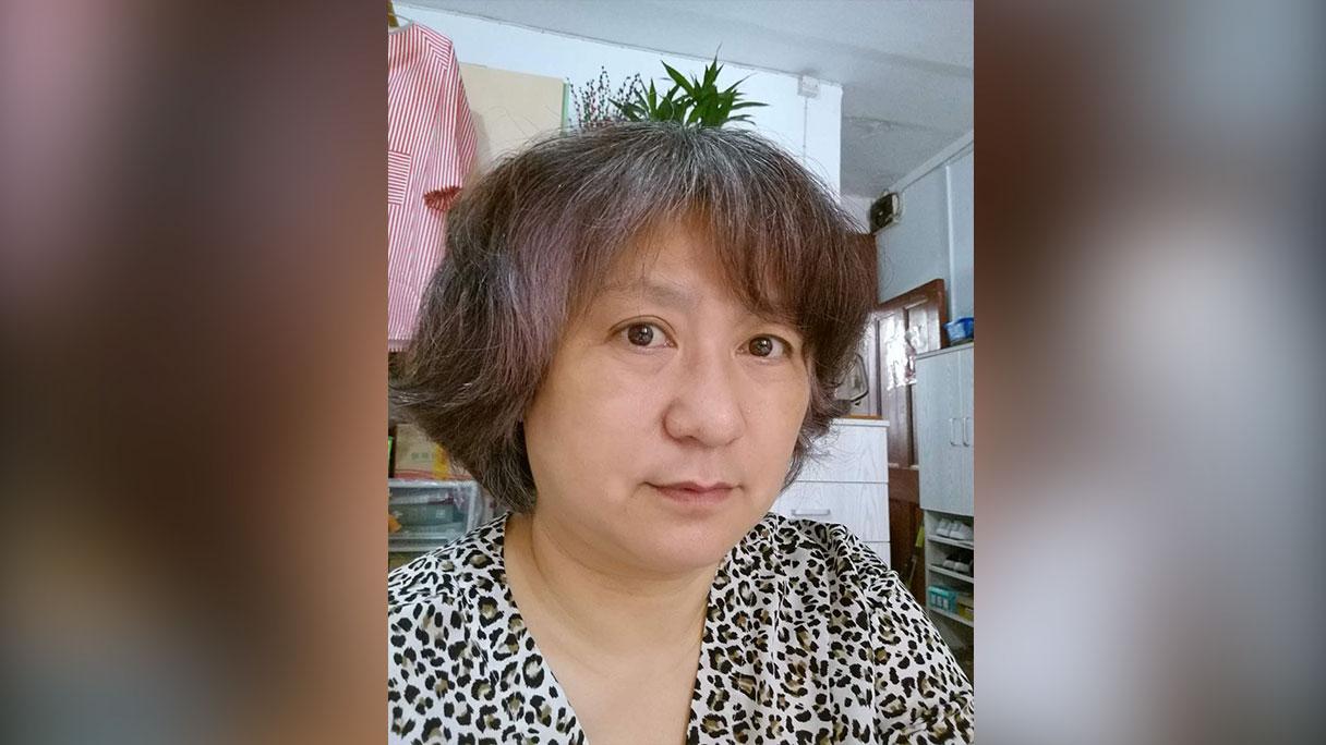 """2020年5月20日,上海网民马亚莲认为,陕西当局对""""翻墙""""网民罚款已算""""网开一面""""。(马亚莲独家提供)"""