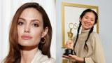 《永恆族》(The Eternals)這部超級英雄片據說成本高達兩億美元,並由安吉麗娜朱莉Angelina Jolie(圖左)等大牌主演。電影由奧斯卡得獎華裔導演趙婷(圖右)執導,成爲另一賣點,但中國大陸觀衆很可能與這部矚目的大片無緣。
