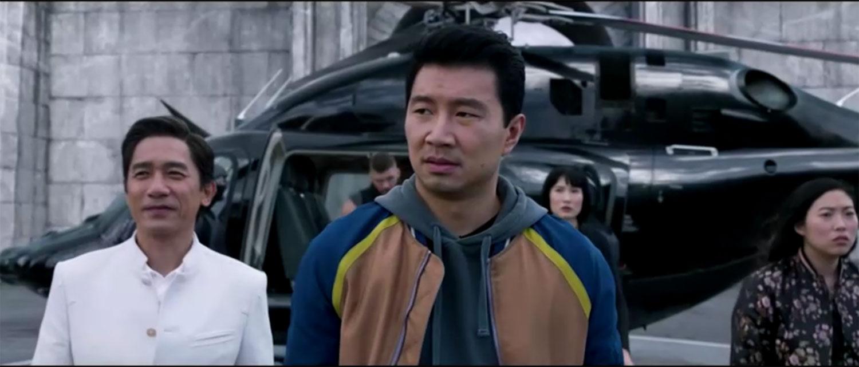 《尚氣》(Shang-chi)》是 Marvel 首部華人超級英雄電影。(路透社視頻截圖)