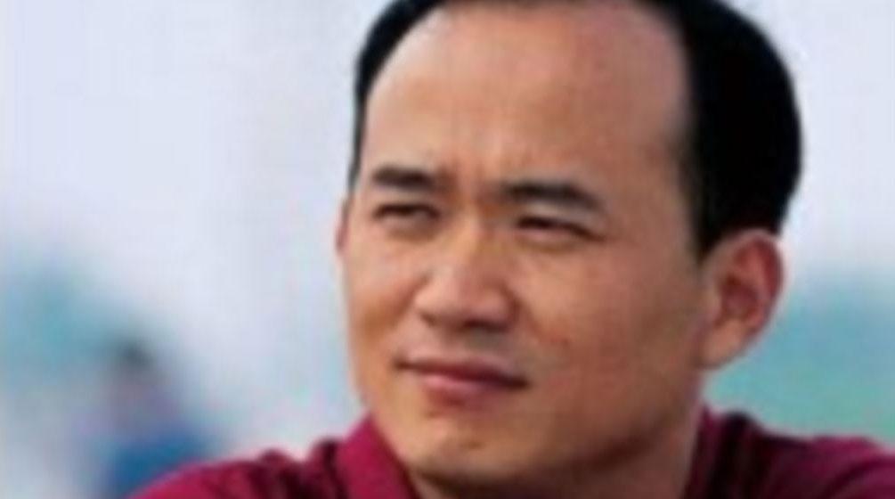 《新快报》记者刘虎。(资料图)