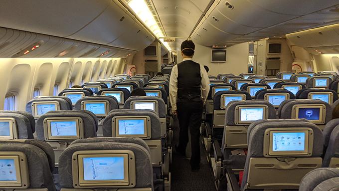 刘力朋于今年三月离开中国,他形容飞机起飞那一刻像是电影逃离德黑兰。(刘力朋提供自由亚洲电台)