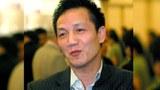 資料照:入獄前的上海首富周正毅。(法新社)