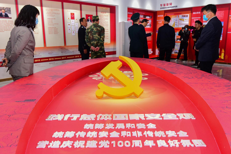 """中国副外长称""""中共不像苏共"""" 潜台词:不会像苏共解体 — 普通话主页"""