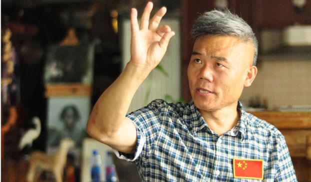 中国左翼学者司马南(Public Domain)
