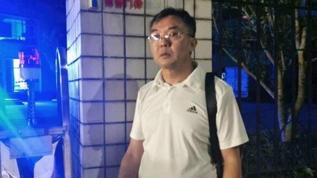 維權律師陳科雲遇襲   疑受國保騷擾