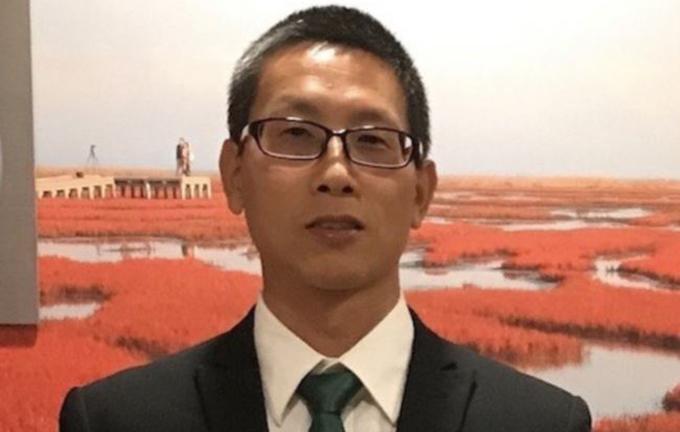 中國旅美公益人士楊佔青(視頻截圖)