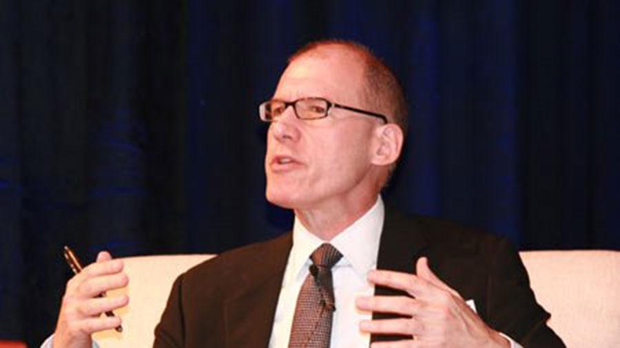 乔治华盛顿大学法学教授郭丹青(Donald Clark)。(脸书图片)