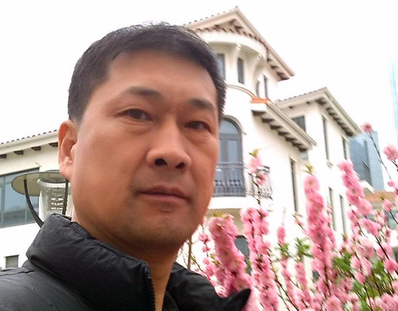 山东学者张忠顺。(图源: 烟台张忠顺@zhangzhongshun )