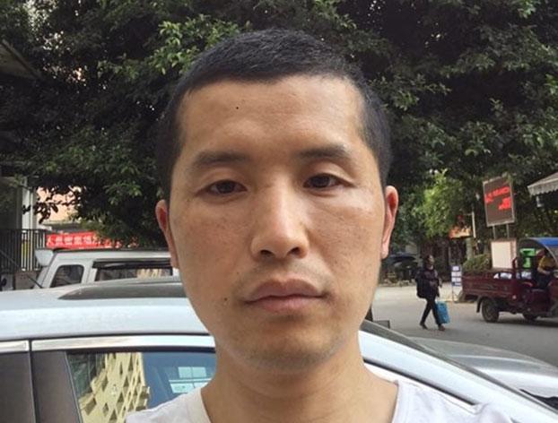 四川公民谢俊彪(图)透露,过去两年蒲文清一直被当局严密监控。(谢俊彪提供,拍摄日期不详)