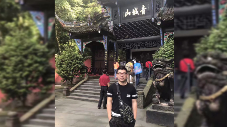家属对朱性铭(图)被刑拘感到莫名其妙。(邓晓云独家提供,拍摄日期不详)