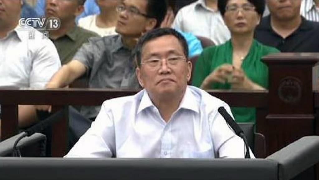 """北京锋锐律师事务所主任周世锋""""煽颠罪""""被判囚7年。(视频截图)"""