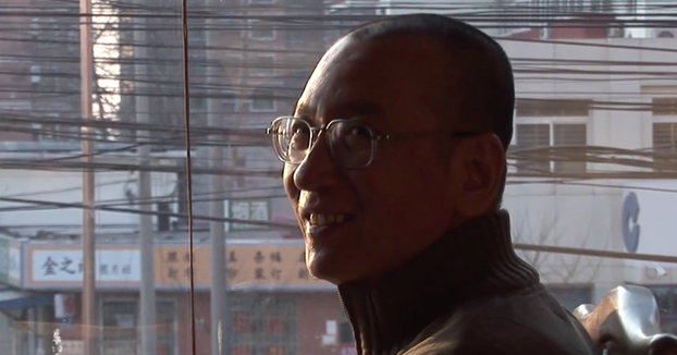 刘晓波(视频截图/youtube/The last words of Liu Xiaobo)