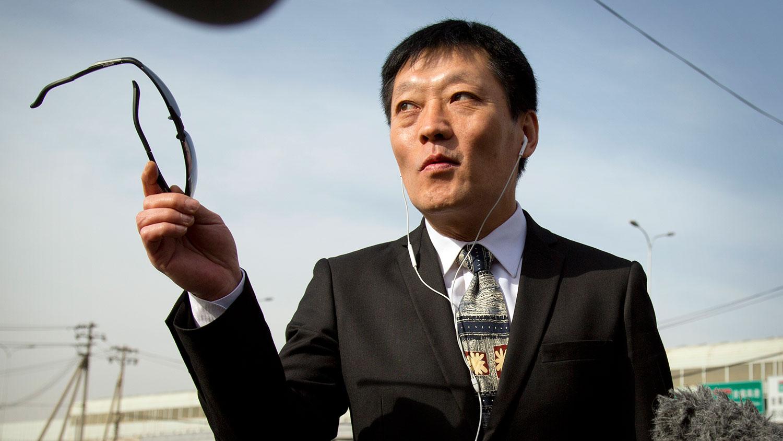 尚宝军律师(AP/资料照)