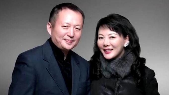 資料圖片:耿瀟男夫婦(維權網)