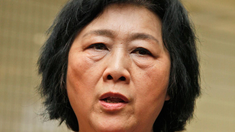 北京独立媒体人高瑜(美联社资料照)