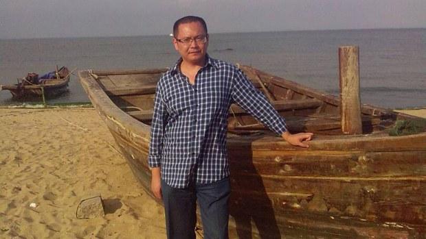 山东回族诗人安然被刑事拘留一年音信全无