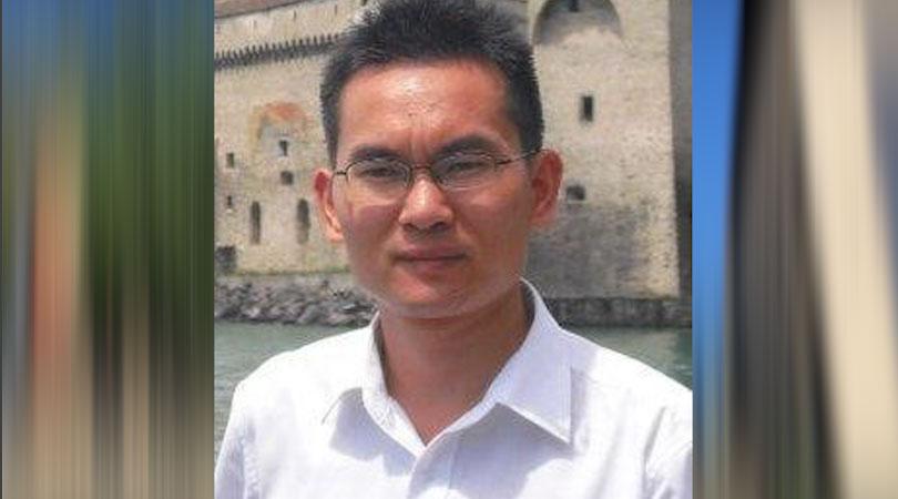 """""""长沙富能""""成员刘永泽。(志愿者提供/记者乔龙)"""