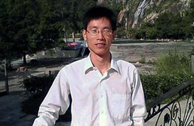 长沙富能联合创办人杨占青(推特图片/ 杨占青@yangzhanqing )