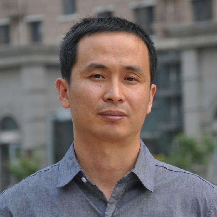 资料图片:中国人权谢燕益。(新公民运动网站)