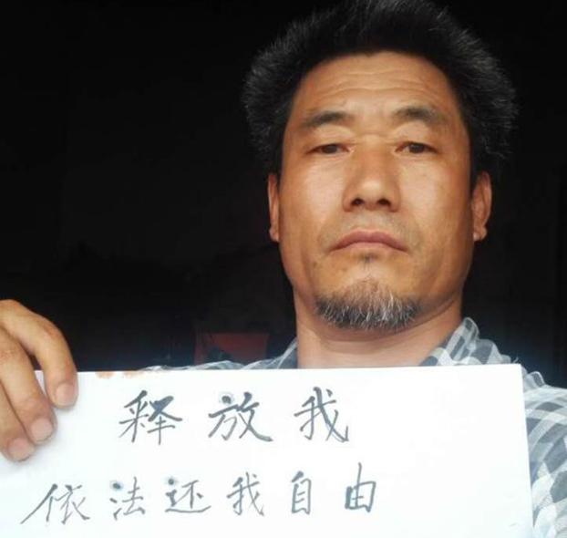 江苏南京伤残异议人士邵明亮(民生观察)