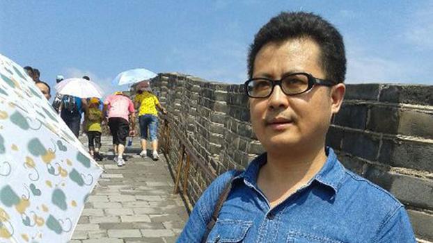 本名杨茂东的中国维权人士郭飞雄 (新公民运动)