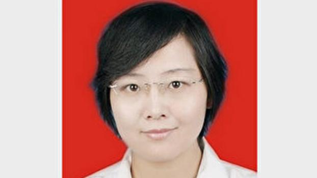 因在2020年4月到北京王府井发政治传单而被关入山东临沂第四精神病院的丰晓燕(Public Domain)