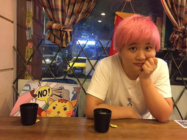 张累累被迫停止反性骚扰活动(受访者独家提供).JPG