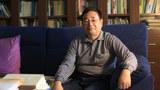 中国民主先行者陈子明(资料图/零八宪章博客)