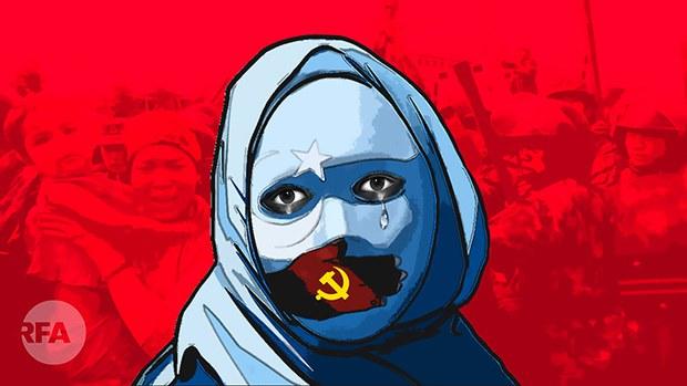 維吾爾人在紀錄片裏懺悔     家屬喊冤
