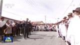 習近平視察青海藏區  地方官抓人、作秀