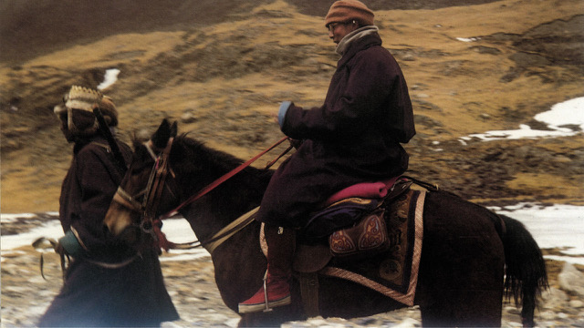 西藏精神领袖达赖喇嘛1959年被迫流亡印度。(达赖喇嘛西藏宗教基金会提供)